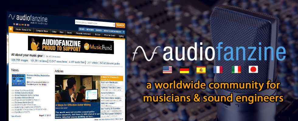 AudioFanzine International