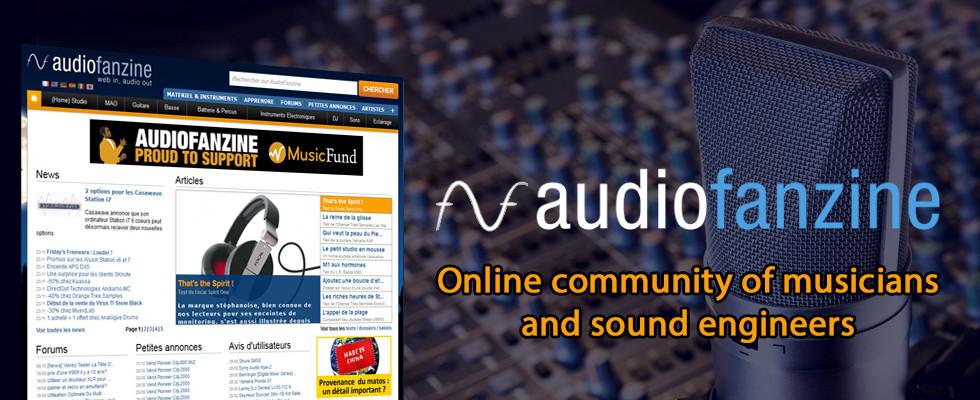 AudioFanzine France