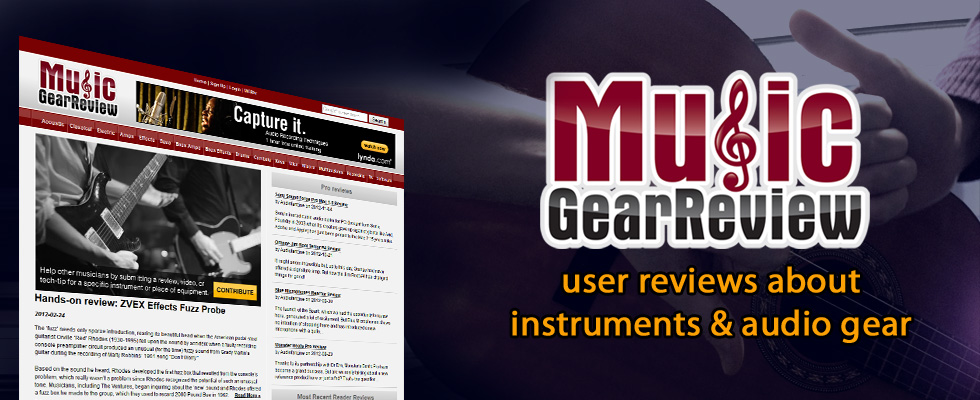 Music Gear Review